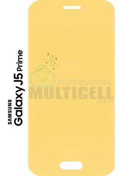 PELÍCULA DE GEL ANTI-IMPACTO SAMSUNG G570 GALAXY j5 PRIME (COBRE TODA A TELA)