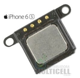 ALTO FALANTE AURICULAR APPLE A1688 IPHONE 6S ORIGINAL