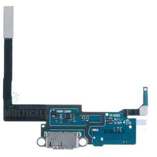 FLEX DOCK CONECTOR DE CARGA USB MICROFONE SAMSUNG N9003 N9005 GALAXY NOTE 3 ORIGINAL