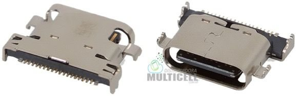 CONECTOR USB DOCK DE CARGA XT1710 MOTO Z2 PLAY H820 H830 H840 H850 H868 LG G5 H790 H791 NEXUS 5X ( TIPO C ) ORIGINAL