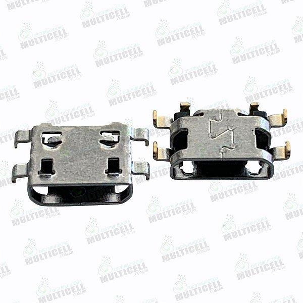 CONECTOR DE CARGA USB MOTOROLA XT1922 MOTO G6 PLAY ORIGINAL