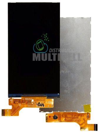"DISPLAY LCD POSITIVO SELFIE YPY S455 PRETO 4.5"" 1ªLINHA QUALIDADE AAA"