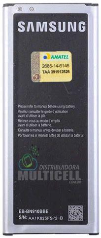 BATERIA SAMSUNG EB-BN915BBK EB-BN915BBE N915 GALAXY NOTE EDGE ORIGINAL