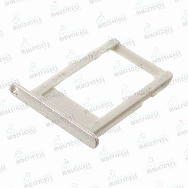 GAVETA DE CHIP (SIM 1) SAMSUNG G610 G611 J7 PRIME G570 J5 PRIME DOURADA ORIGINAL