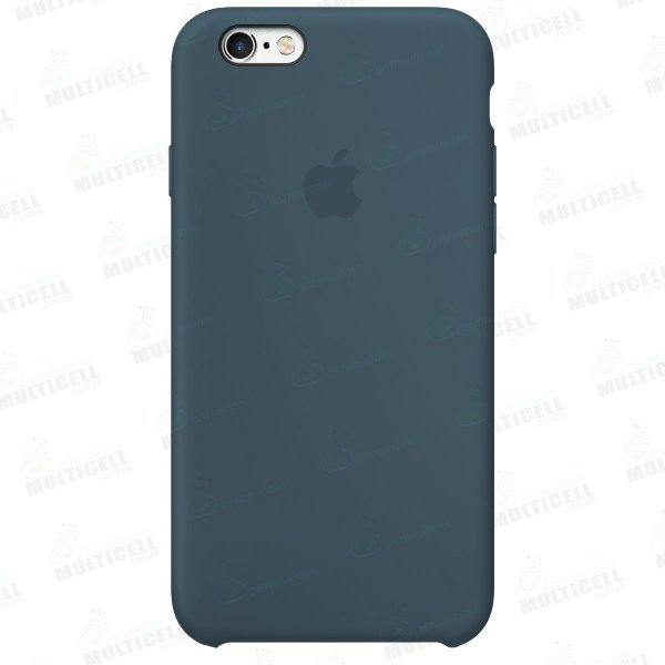 CAPA CASE SILICONE APLLE IPHONE 6S MMWF2ZM/A AZUL ESCURO