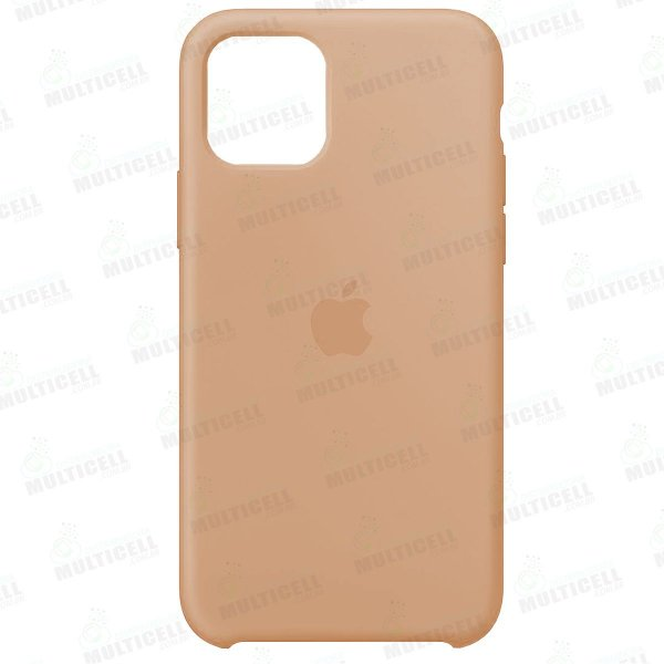 CAPA CASE SILICONE APLLE IPHONE 11 MWVX2ZM/A ROSE