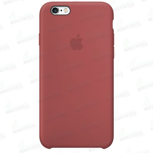 CAPA CASE SILICONE APLLE IPHONE 7 IPHONE 8 MMWF2ZM/A VERMELHO