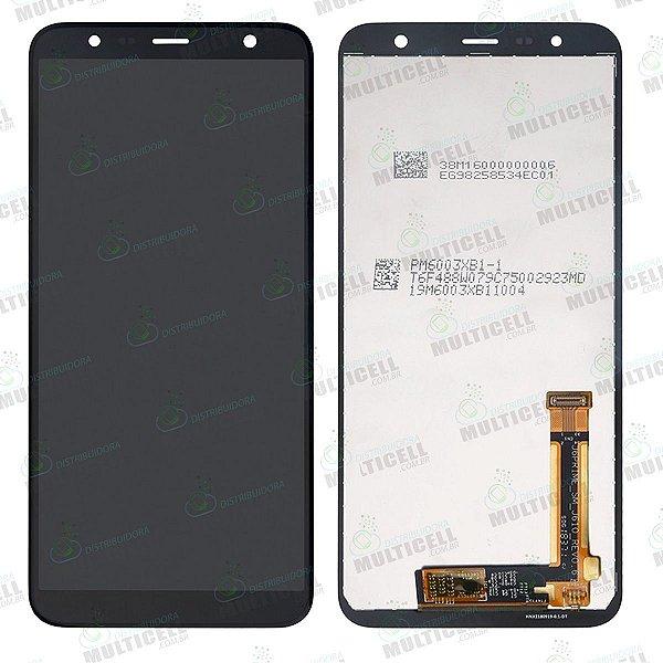 GABINETE FRONTAL DISPLAY LCD MODULO COMPLETO SAMSUNG J410 J4 CORE J415 J4 PLUS J615 J6 PLUS (ORIGINAL IMPORTADO)