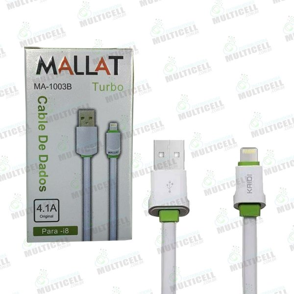 CABO MICRO USB MALLAT MA-1003B IPHONE ORIGINAL
