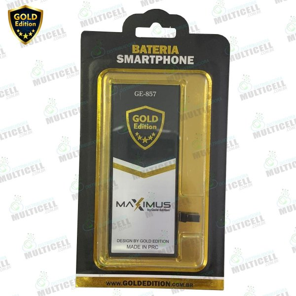BATERIA GE-857 APLLE IPHONE 6S GOLD EDITION