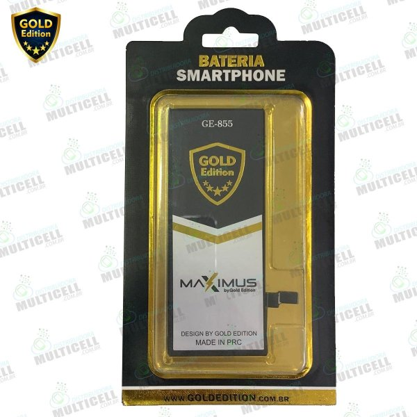 BATERIA GE-854 APLLE IPHONE 5S GOLD EDITION