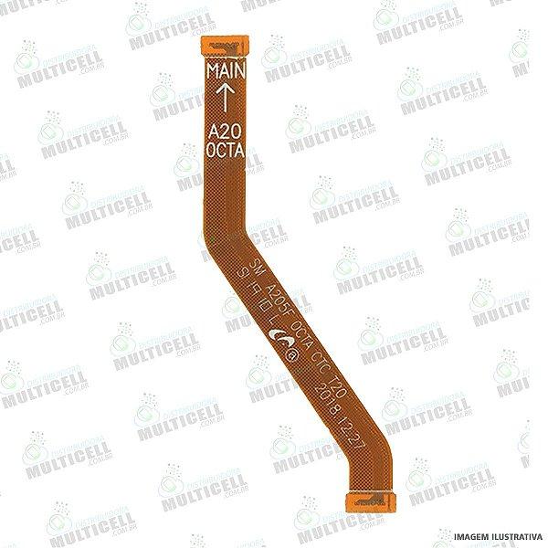 FLEX LCD MAIN OCTA SAMSUNG A205 A205F GALAXY A20 ORIGINAL