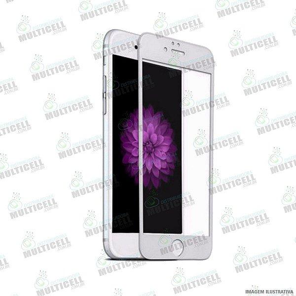PELICULA DE VIDRO 3D APPLE IPHONE 6 PLUS / 6S PLUS BRANCA
