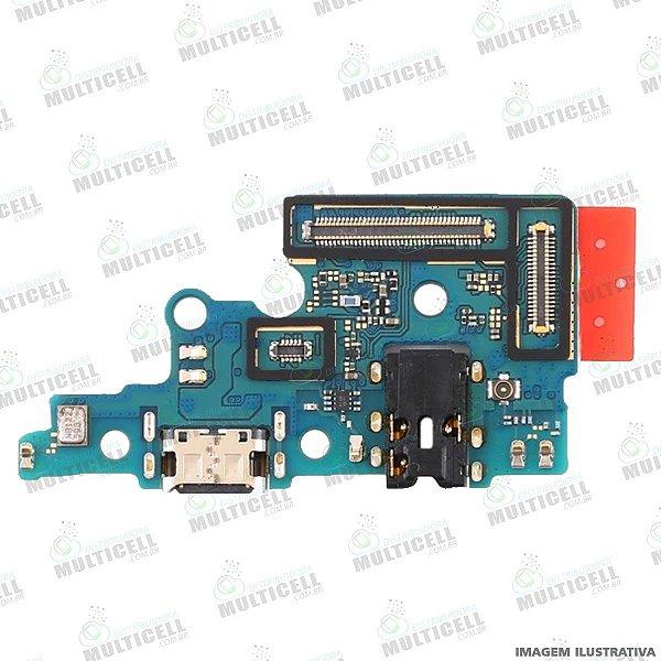 PLACA DOCK CONECTOR DE CARGA USB SAMSUNG A705F A705 GALAXY A70 ORIGINAL