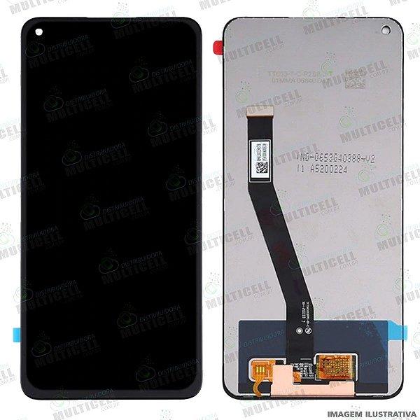 GABINETE FRONTAL DISPLAY LCD MODULO COMPLETO XIAOMI REDMI NOTE 9 (ORIGINAL CHINA IMPORTADO)