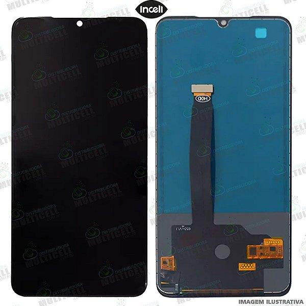 GABINETE FRONTAL DISPLAY LCD XIAOMI Mi 9 MI9 MI-9  M1902F1G 1ªLINHA (QUALIDADE INCELL S/ SENSORES)