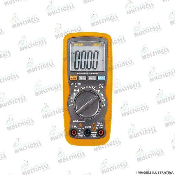 MULTIMETRO DIGITAL HIKARI HM-2020 HM2020