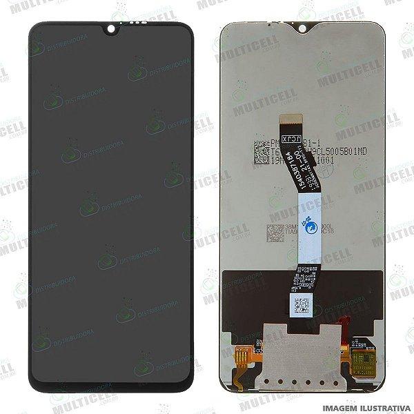 GABINETE FRONTAL DISPLAY LCD MODULO COMPLETO XIAOMI M1906GM1907I - M1906G7G REDMI NOTE 8 PRO (ORIGINAL CHINA)