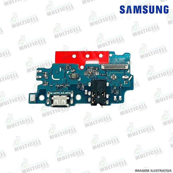 FLEX DOCK PLACA CONECTOR CARGA SAMSUNG A507 A507FN GALAXY A50S ORIGINAL