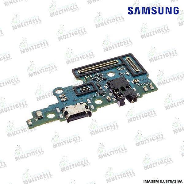FLEX DOCK PLACA CONECTOR DE CARGA SAMSUNG A707 A707F GALAXY A70S ORIGINAL