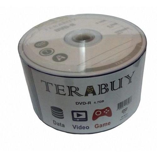 DVD-R Terabuy 4.7GB 120min 16x 50 Unidades
