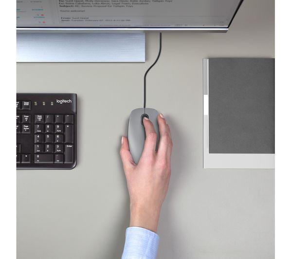 Mouse USB Logitech M110 Silent