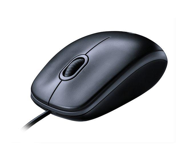 Mouse Óptico USB 1000 dpi Logitech M100
