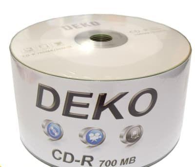 CD Deko com logo pct 50 unidades