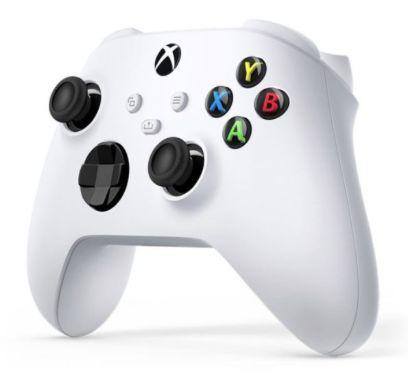 Controle Xbox Sem Fio Branco