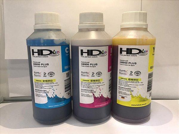 Tinta HP 500ML - Unidade