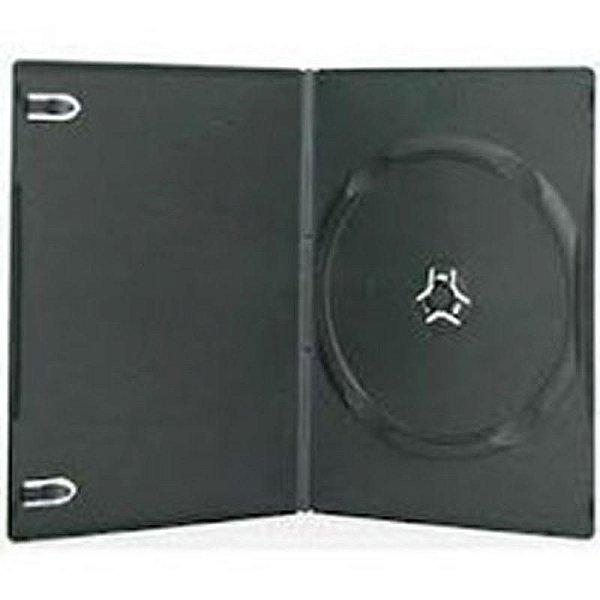 Box DVD Slim Preto
