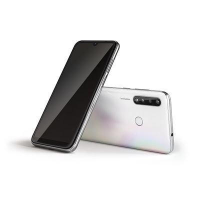 "Smartphone Positivo Q20 128GB Dual Chip 6.1"""