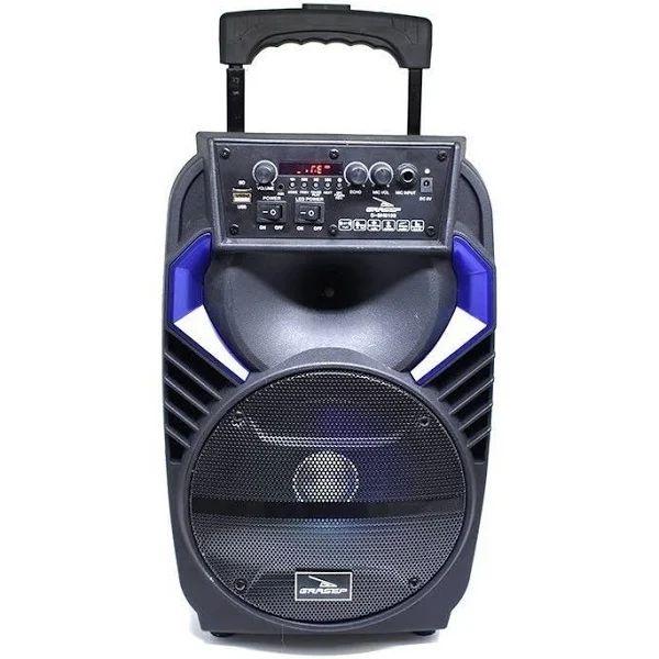 Caixa De Som Bluetooth Portátil Grasep D-BH8103