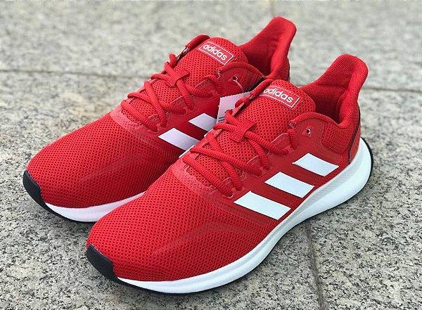 Tênis Falcon Vermelho - Adidas