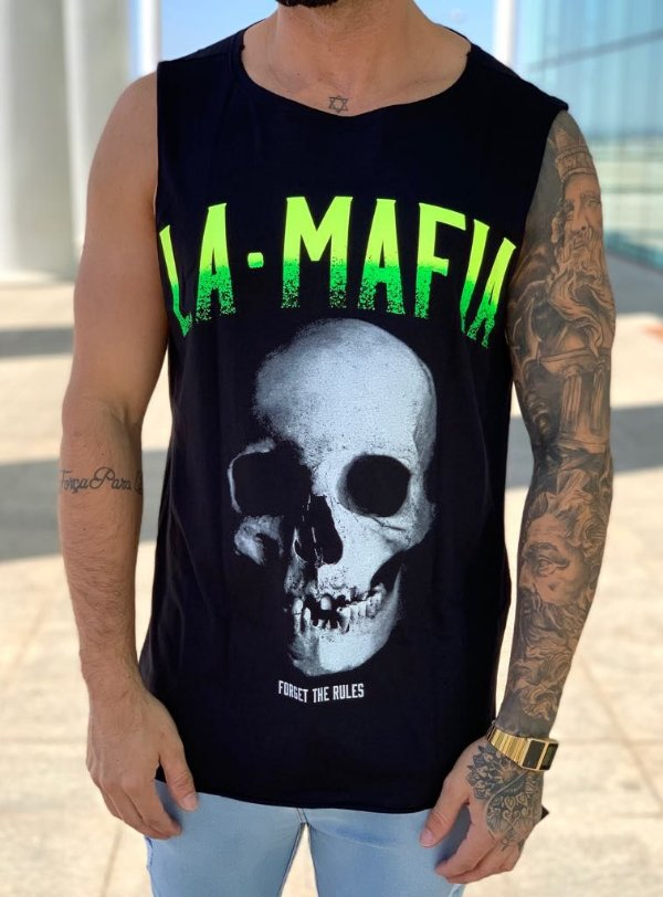 Regata Longline Forget The Rules  - La Mafia