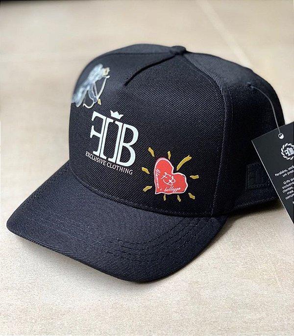 Boné Snapback Angel Heart - FB Exclusive Clothing