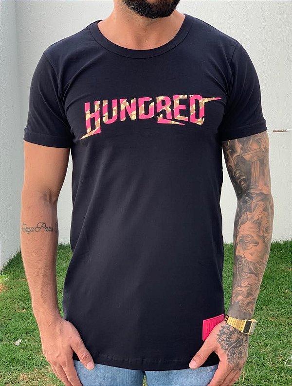 T-shirt Animal Violet - Hundred Limit