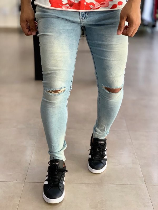 Calça Jeans Skinny Huvana - City Denim