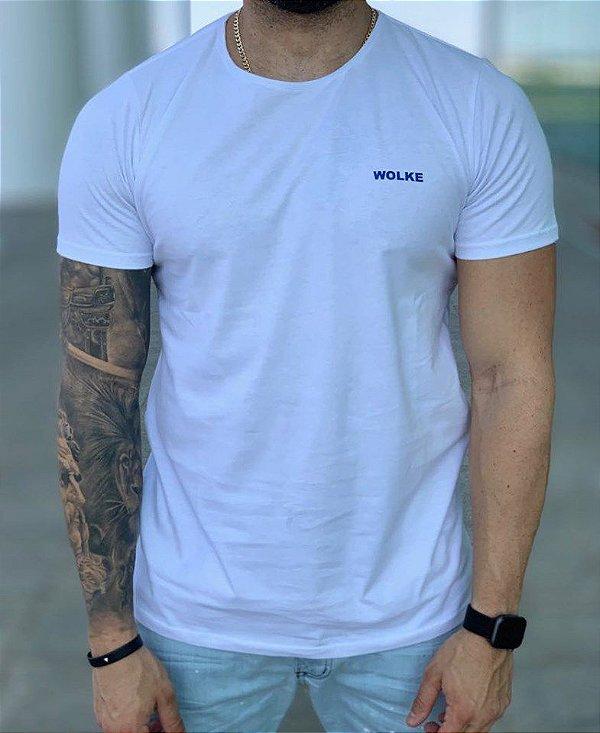 T-Shirt White Florence - Wolke