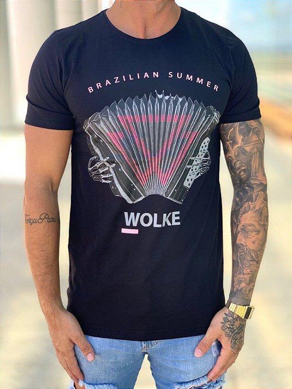 T-Shirt Brazilian Summer - Wolke