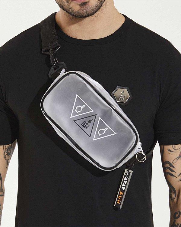 Shoulder Bag Elementos Transparente - Buh