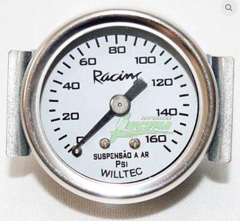 Manômetro - Mini relógio suspensão a Ar 40mm