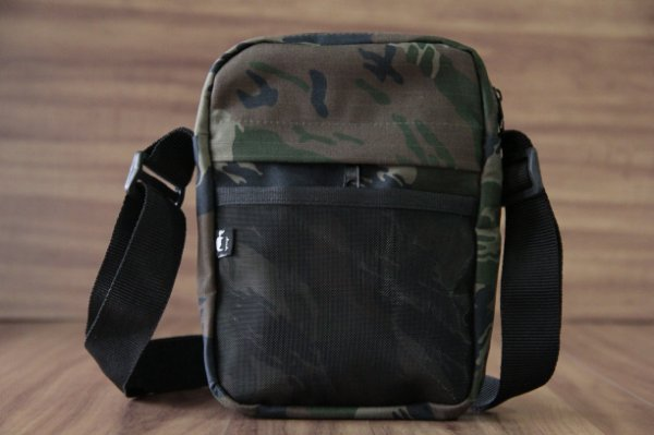 Shoulder Bag Cross Camuflada