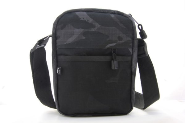 Shoulder Bag Azul Camuflada