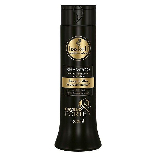 Shampoo Haskell Cavalo Forte - 300 ml