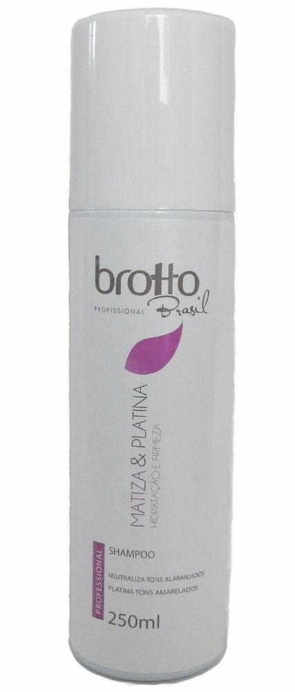 Shampoo Matiza & Platina - 250 ml