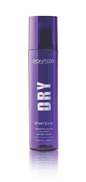 DRY SHAMPOO PONTO 9 - 250 ml