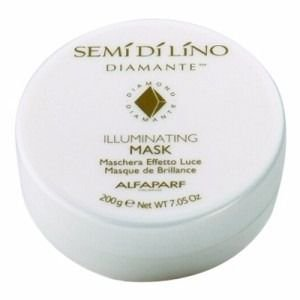 Máscara Alfaparf Semi Di Lino Diamante Illuminating - 200 g