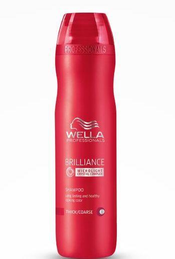 Wella Brilliance - Shampoo Cabelo Colorido - 250 ml