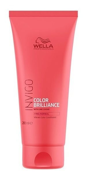 Condicionador Wella Invigo Color Brilliance - 200 ml